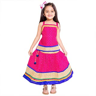 lehanga choli for girls