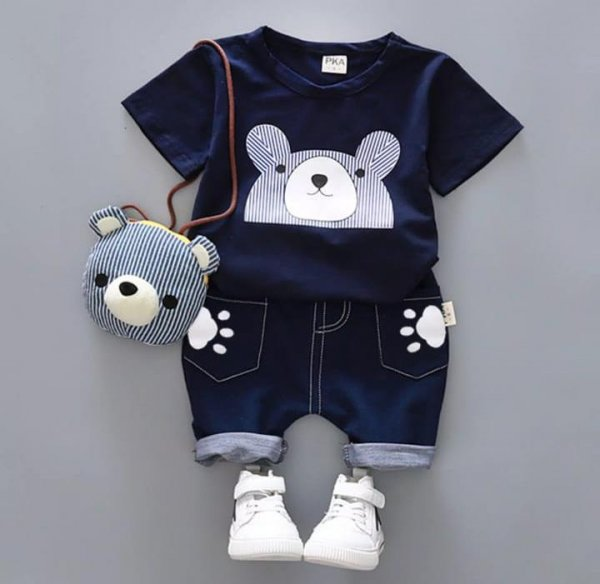 Bear Blue Set