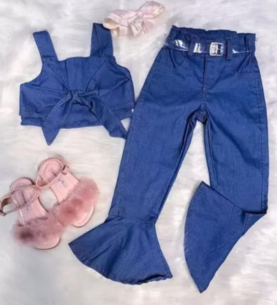 Blue 2 pc set