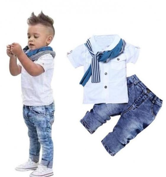 Boys 3 Pc set with Muffler