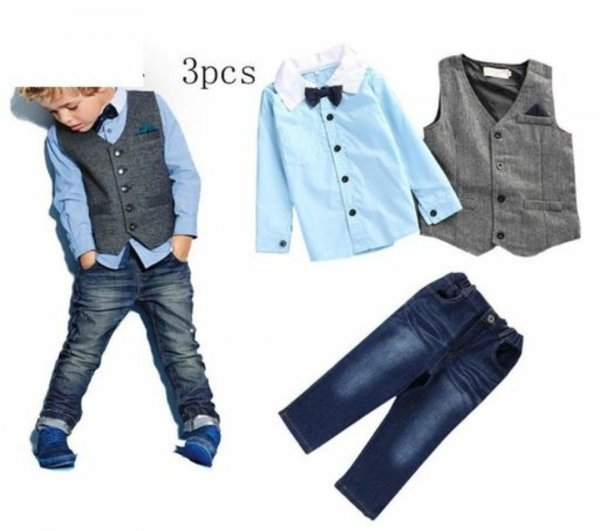 Boys Formal 3 Pc Set