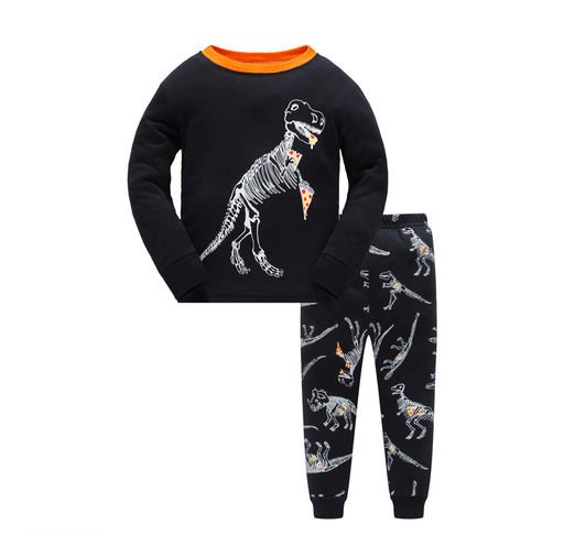 Boys Dino Print Nightwear