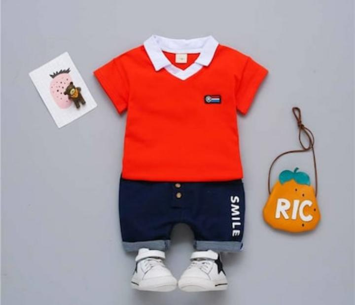 Casual Set for Boys