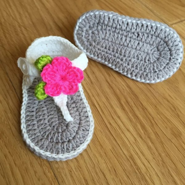 Multicolored Sandals for Infants