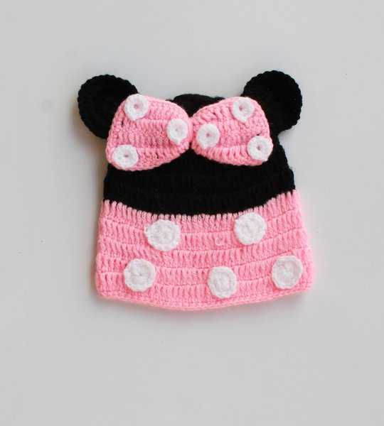 Mini Mouse Cap