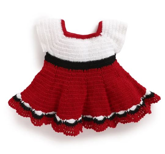 Xmas Dress Set with Aceessories