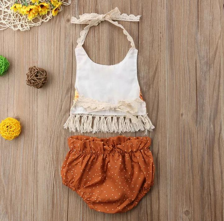 Cute Infant Set