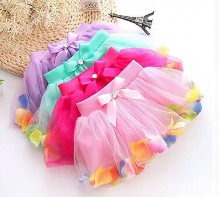 Beautiful Frill Skirt