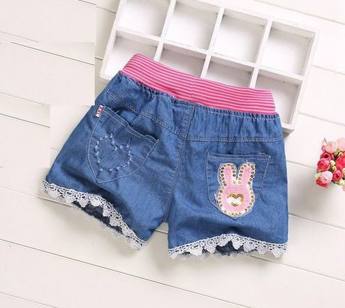 Denim Bottom for Girls