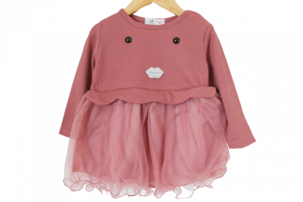 Full Sleeve Infant Frock