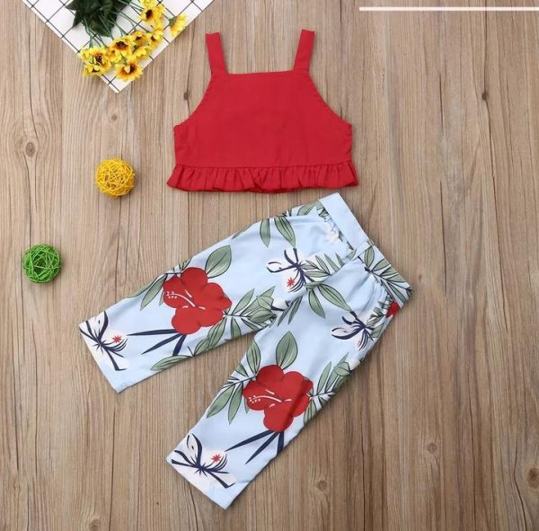 Summer Printed set