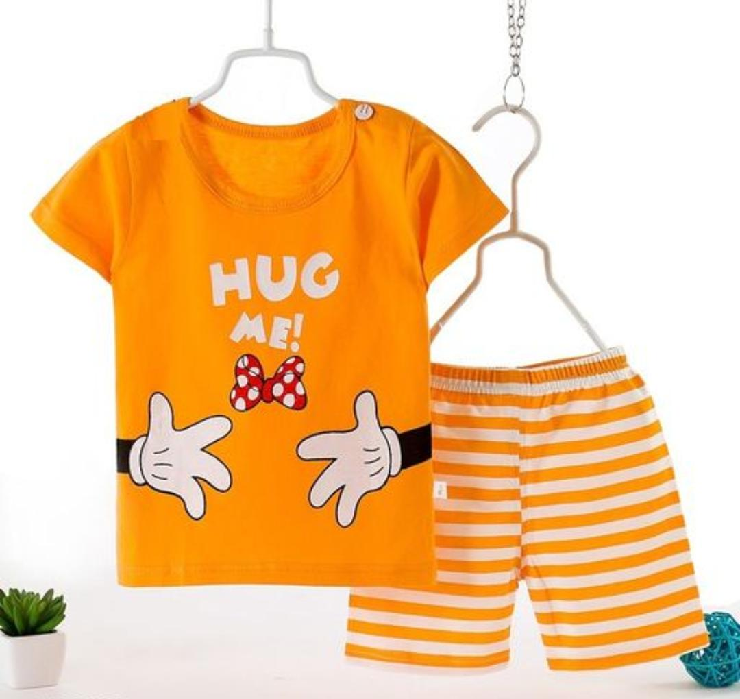Hug Me Smart Casual Set