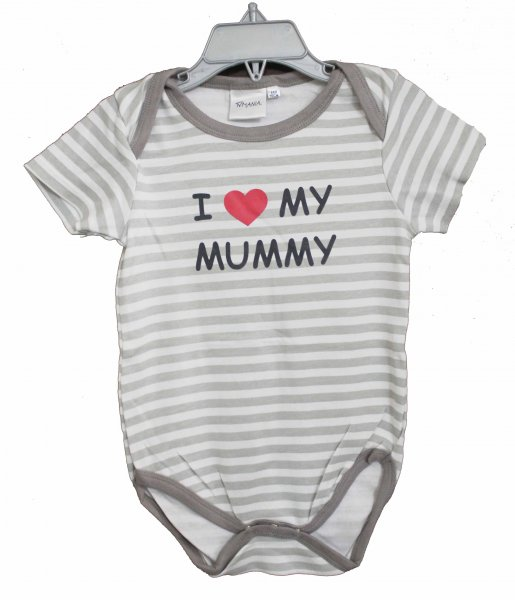 I Love My Mummy Romper