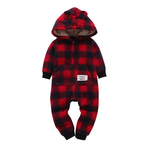Winterwear Jumpsuit for Infants