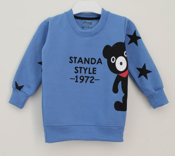 Blue Sweatshirt for Kids