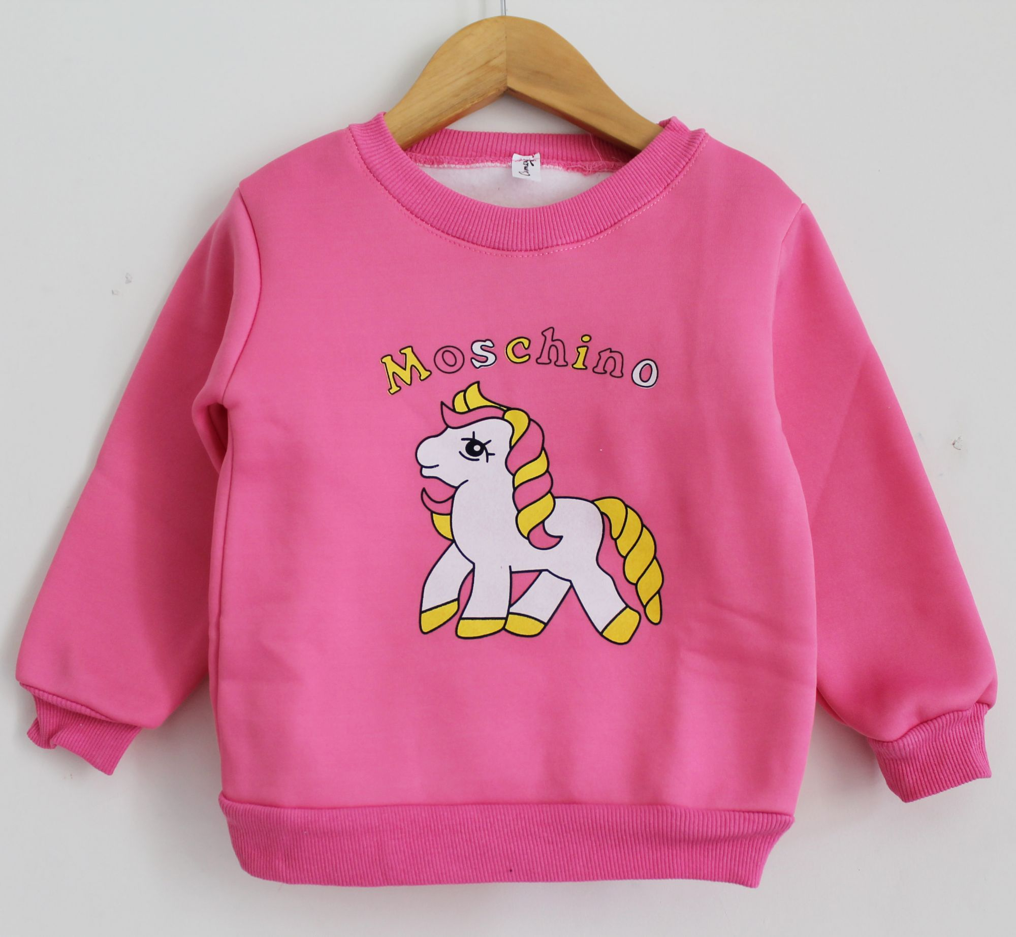 Unicorn Printed Sweatshirt for Kids