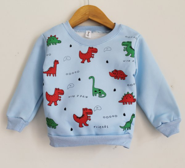 Printed Sweatshirt for Kids