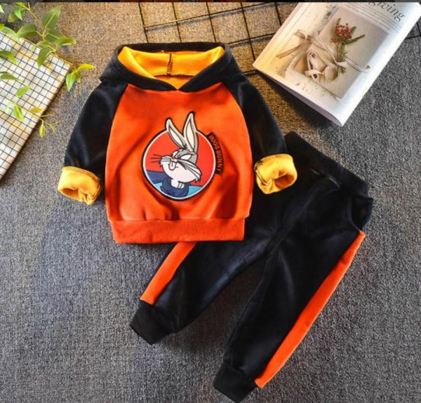 Bunny Tracksuit for Winters