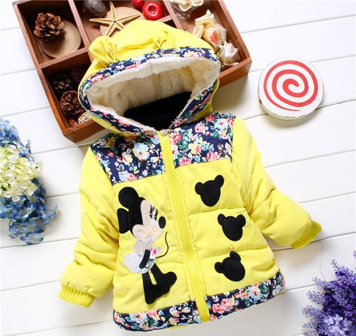 Yellow Jacket for Kids