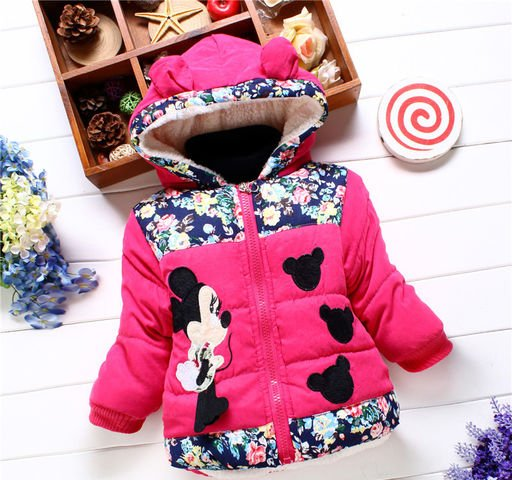 Pink Jacket for Kids