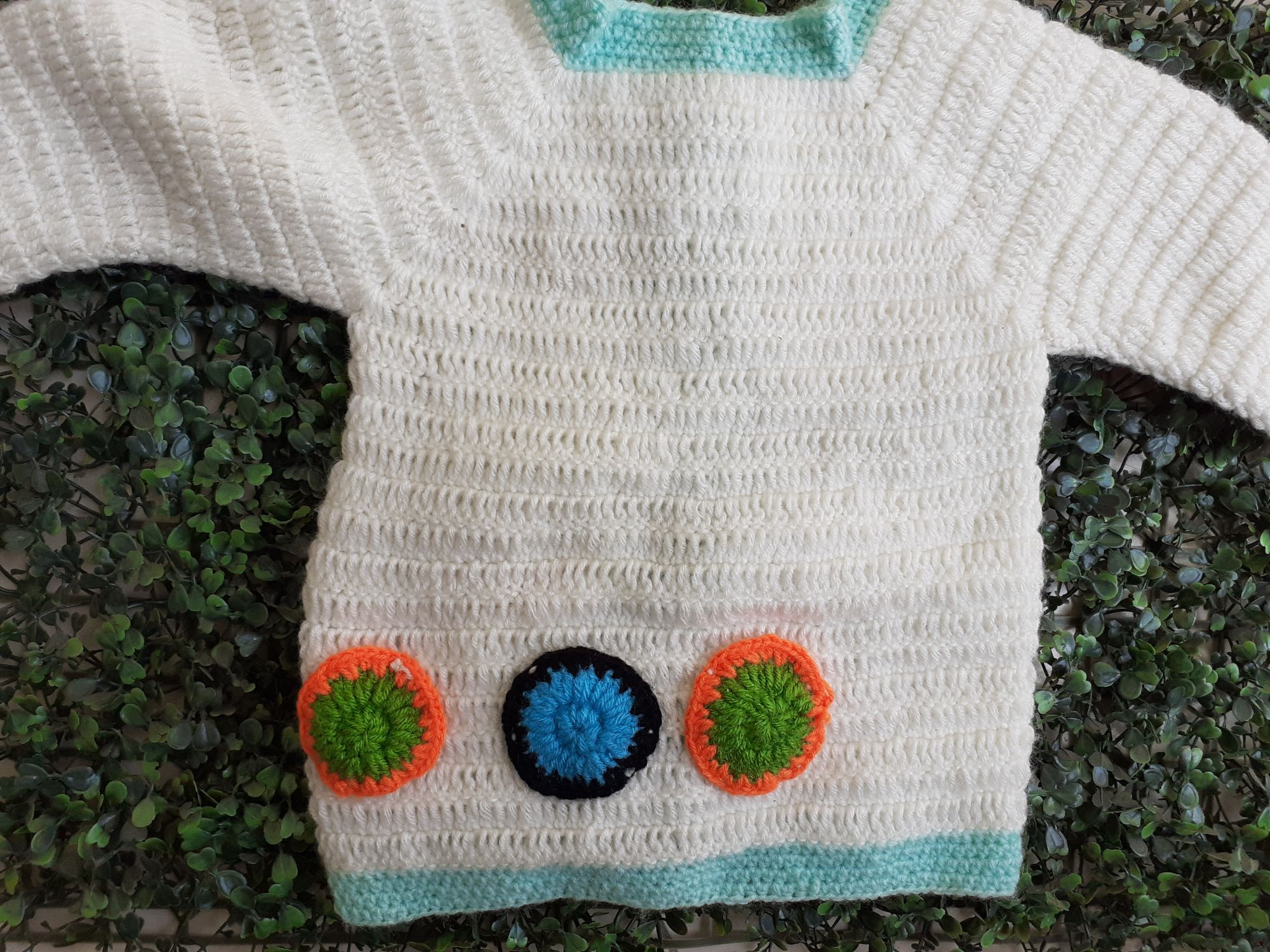 Infant Full Sleeve Sweater