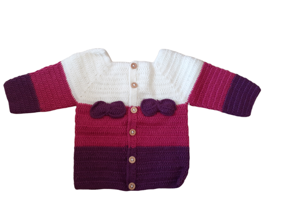 Kids Bow Sweater