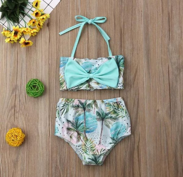 Leaves Swim wear