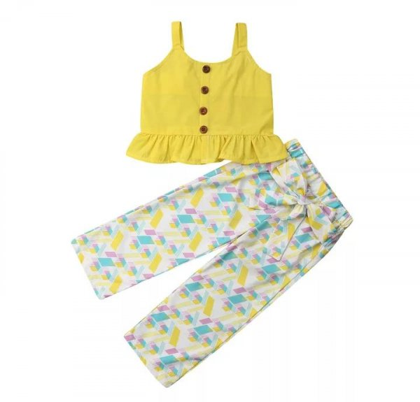 Lemon Stylish Set for Girls