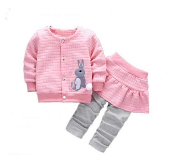 Pink 2 Pc Set for Autumn