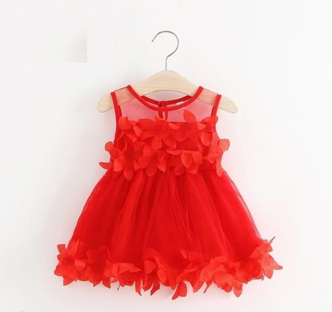 Red Leaf Frock