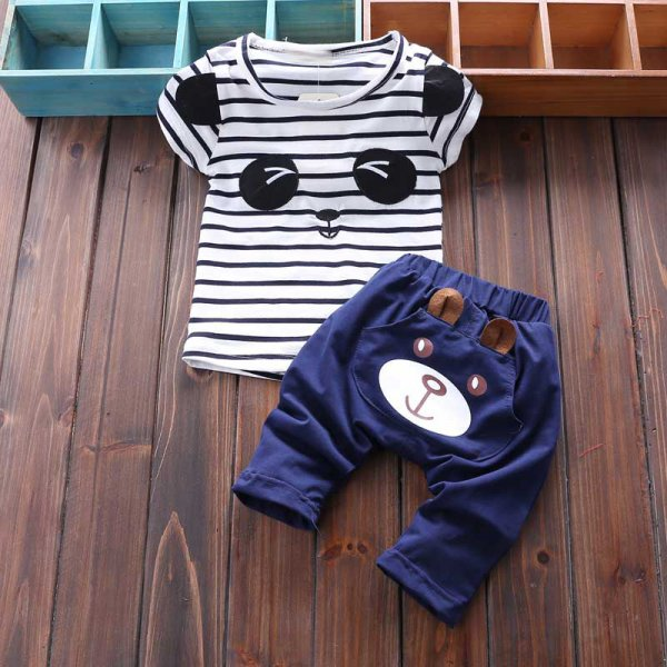 Smart Boys Bunny Set