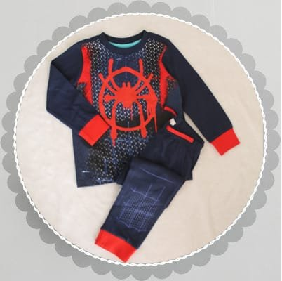Summer Casual Spider Set