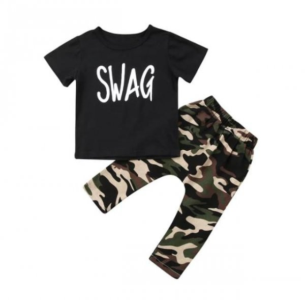 Swag Set With army Pant