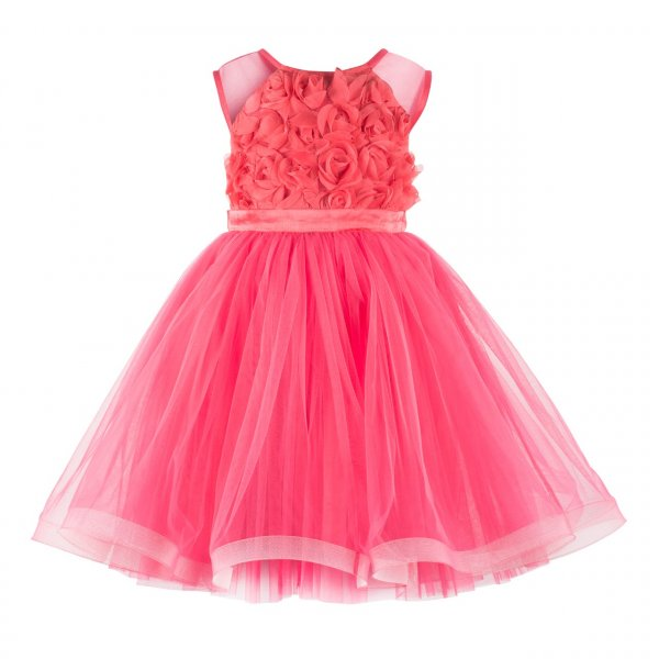 Toy Balloon Kids Party Dress